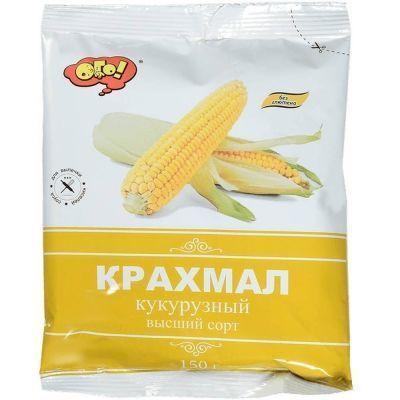 Крахмал ОГО! кукурузный ГОСТ