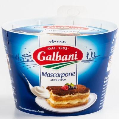 Сыр Гальбани Маскарпоне 80%