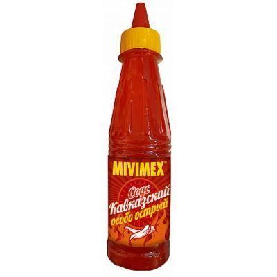 Соус овощной Mivimex Чили кавказский пл/бут
