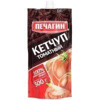 Кетчуп Печагин Томатный дой пак