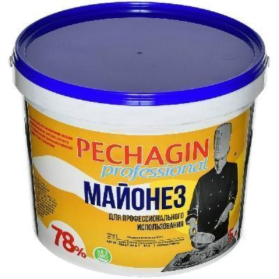 Майонез Печагин 78% ведро