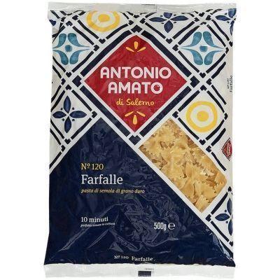 Макаронные изделия Antonio Amato Farfalle (бантики) п/э