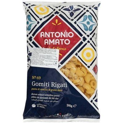 Макаронные изделия Antonio Amato Gomiti Rigati (Скорлупки) п/э