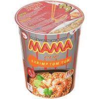 Лапша быстрого приготовления МАМА со вкусом Том Ям стакан