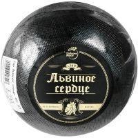 Сыр Семикаракорский Радость Вкуса Львиное Сердце 45% в/у