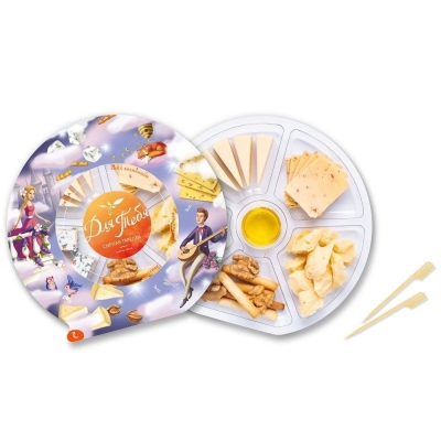 Сырная тарелка Для тебя 'Сияние звезд'