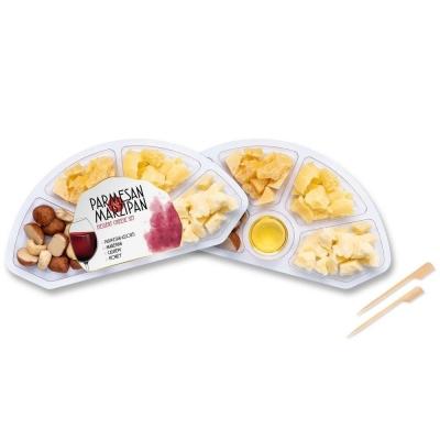 Десертный сырный сет 'Parmesan&Marzipan'