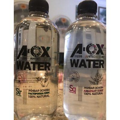 Напиток безалкогольный негазированный AOX11235