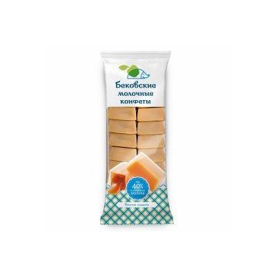 Конфеты Молочные Бековские