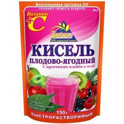 Кисель Здоровье Плодово-ягодный