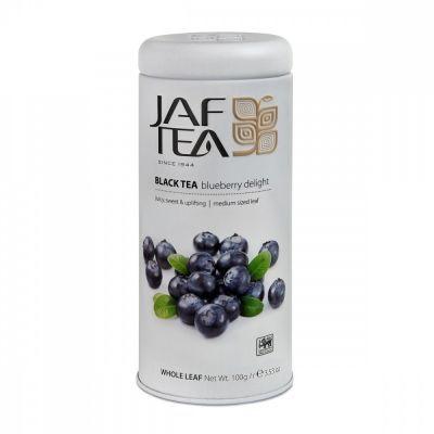 Чай Jaf Tea 'Blueberry Delight' чёрный с голубикой