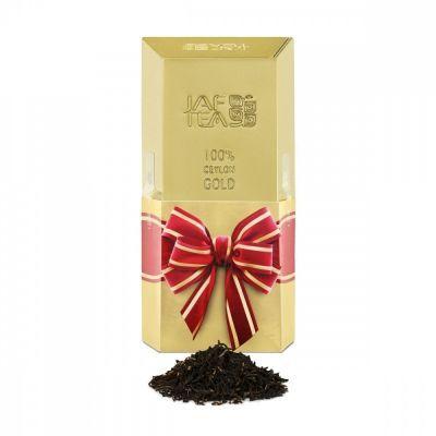 Чай Jaf Tea 'Golden Brick' чёрный листовой сорта FBOPF ExSp1 с типсами