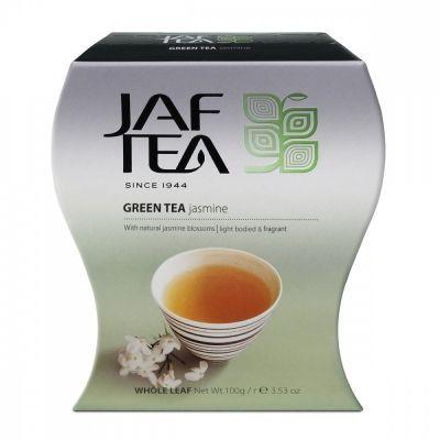 Чай Jaf Tea 'Green Jasmine' зеленый с жасмином
