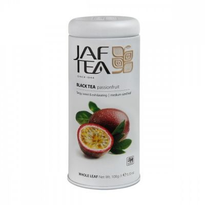 Чай Jaf Tea 'Passion Fruit' чёрный с маракуйей
