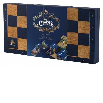 Чай Richard 'Royal Chess' ассорти 32 пирамидки