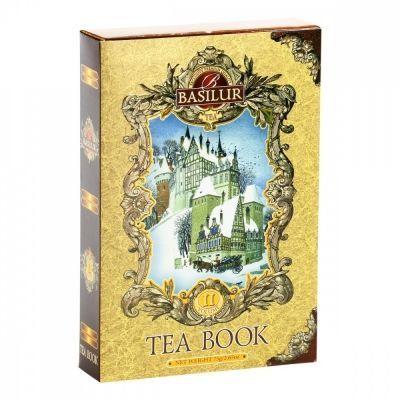 Чай Basilur 'Чайная книга. Том 2' чёрный с добавками