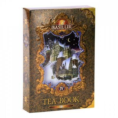 Чай Basilur 'Чайная книга. Том 4' чёрный листовой