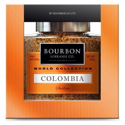Кофе Bourbon 'Colombia' растворимый