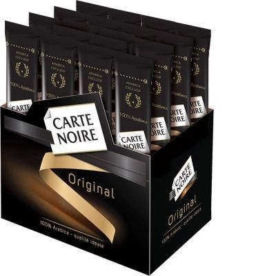 Кофе Carte Noire 'Original' растворимый 26 стиков