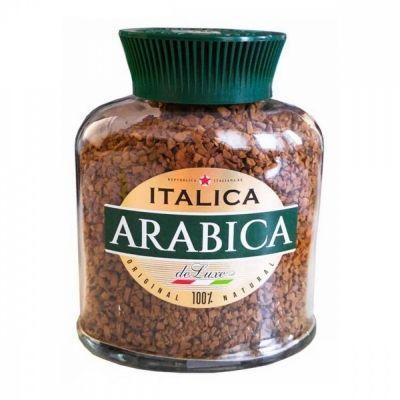 Кофе Italica 'Arabica de Luxe' растворимый