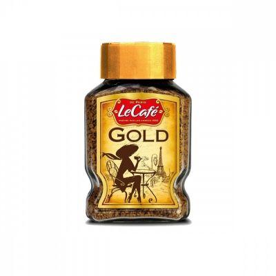 Кофе Le Cafe 'Gold' растворимый
