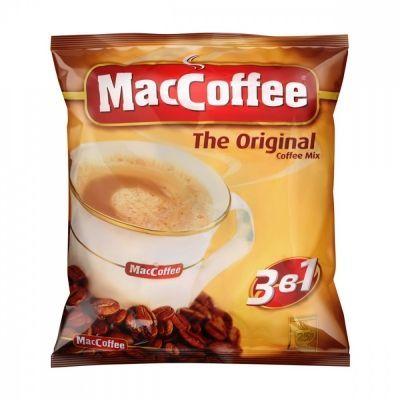 Кофе MacCoffe 'Original' растворимый 3 в 1 25 пакетиков