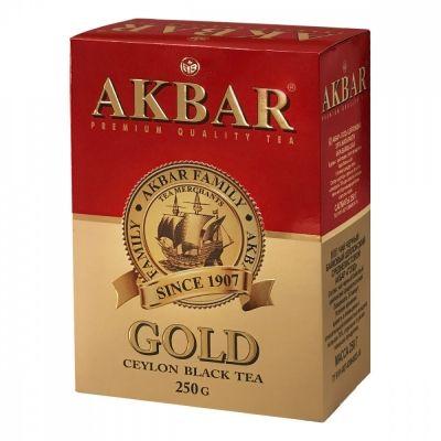 Чай Akbar 'Gold' черный листовой