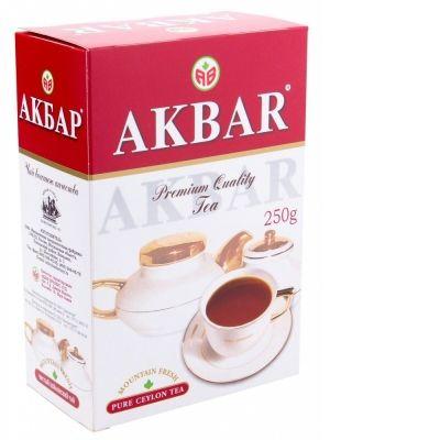 Чай Akbar 'Mountain Fresh' черный листовой