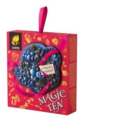 Чай Curtis 'Drink Me! Very Berry Teapot' черный листовой с добавками