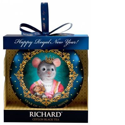 Чай Richard 'Year of the royal mouse' черный листовой
