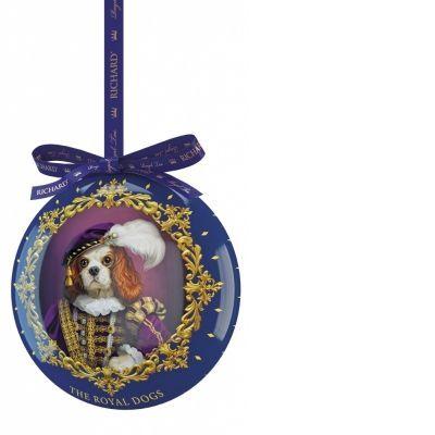 Чай Richard New Year Ball - Dogs черный листовой