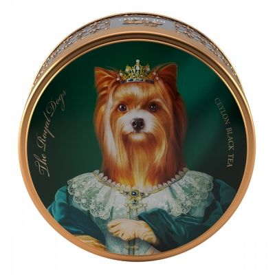 Чай Richard 'The Royal Dogs&Cats' черный листовой