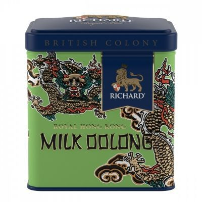 Чай Richard 'British Colony Royal Milk Oolong' молочный улун