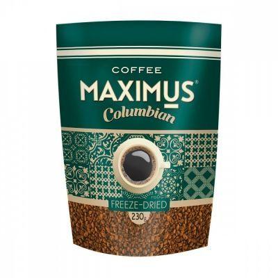 Кофе Maximus 'Columbian' растворимый