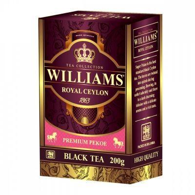 Чай Williams 'Royal Ceylon' черный