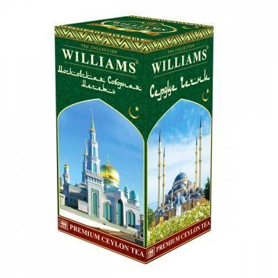 Чай Williams 'Mosque of Russia' черный