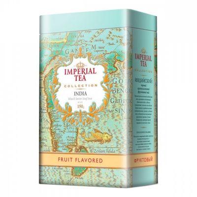 Чай Imperial Tea Collection 'Фруктовый' черный с добавками