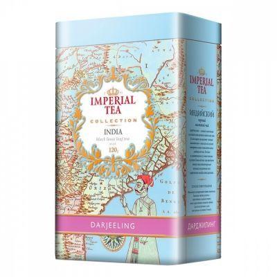 Чай Imperial Tea Collection 'Дарджилинг' черный листовой