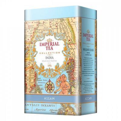 Чай Imperial Tea Collection 'Ассам' черный листовой