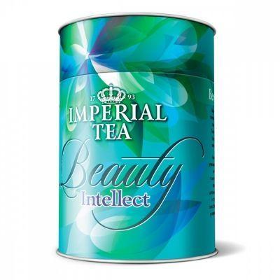 Чай Imperial Tea 'Beauty Intellect' черный зелёный с добавками