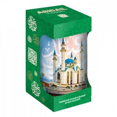 Чай Abigail 'Мечеть Кул Шариф' черный крупнолистовой в кейсе