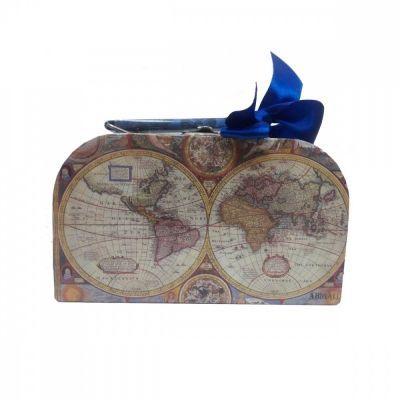 Чай Abigail 'Карта' черный крупнолистовой в кейсе