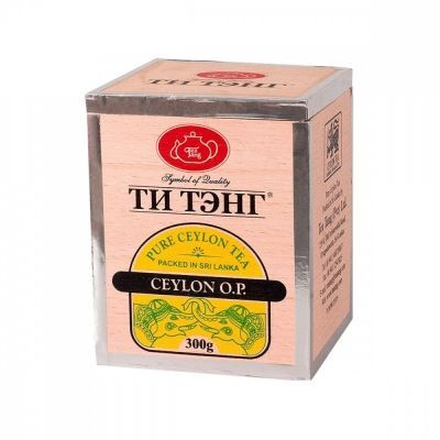 Чай Ти Тэнг 'Ceylon' черный листовой