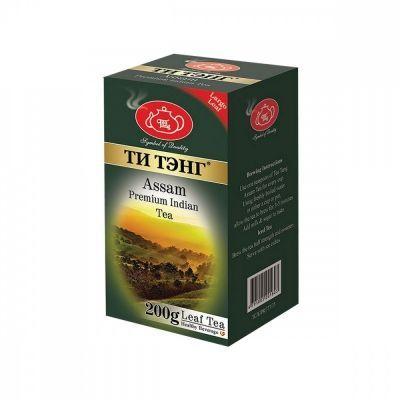 Чай Ти Тэнг 'Assam' черный листовой