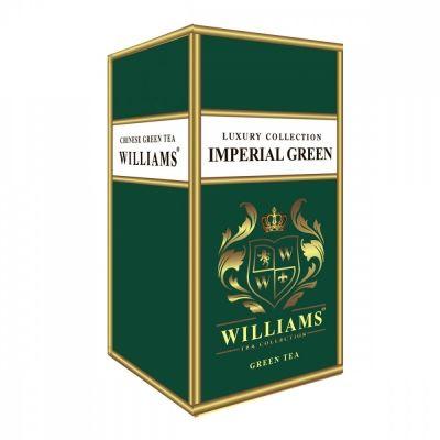 Чай Williams 'Imperial Green' зеленый с типсами