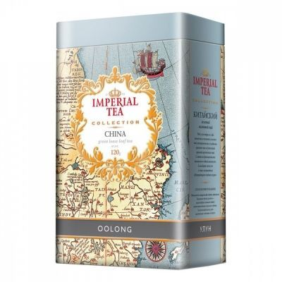Чай Imperial Tea Collection 'Улун' зеленый листовой