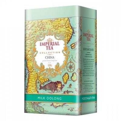Чай Imperial Tea Collection 'Молочный улун' зеленый листовой
