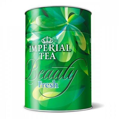 Чай Imperial Tea 'Beauty Fresh' зеленый с добавками