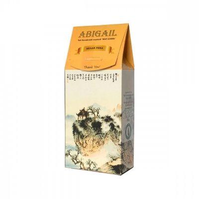 Чай Abigail 'Белая река' зеленый Мао Цзянь крупнолистовой