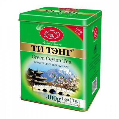 Чай Ти Тэнг 'Королевский' зеленый листовой